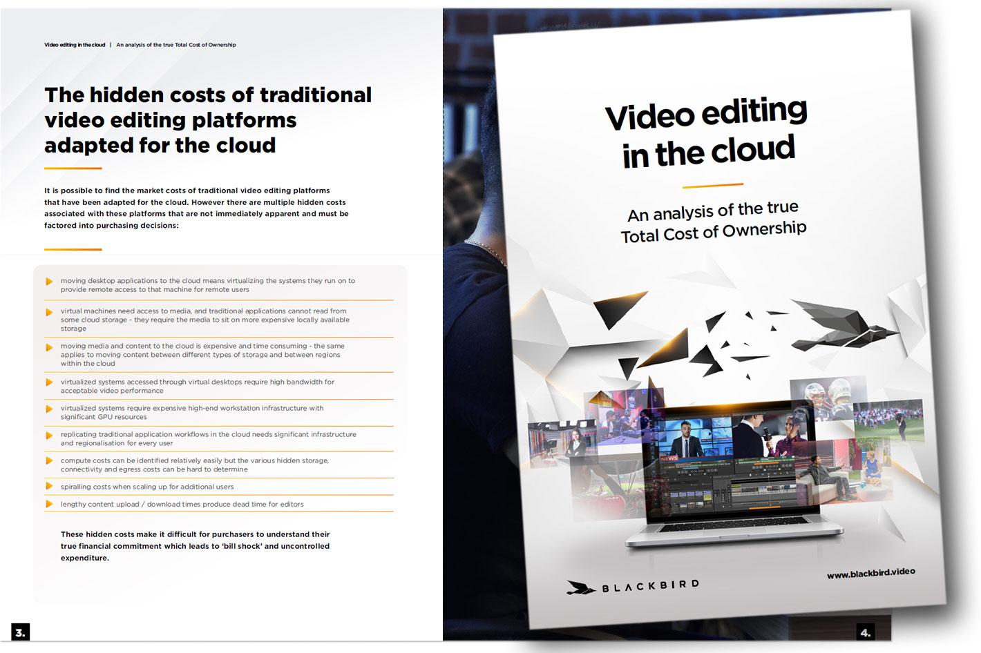 Edición de video en la nube: el verdadero costo total de propiedad