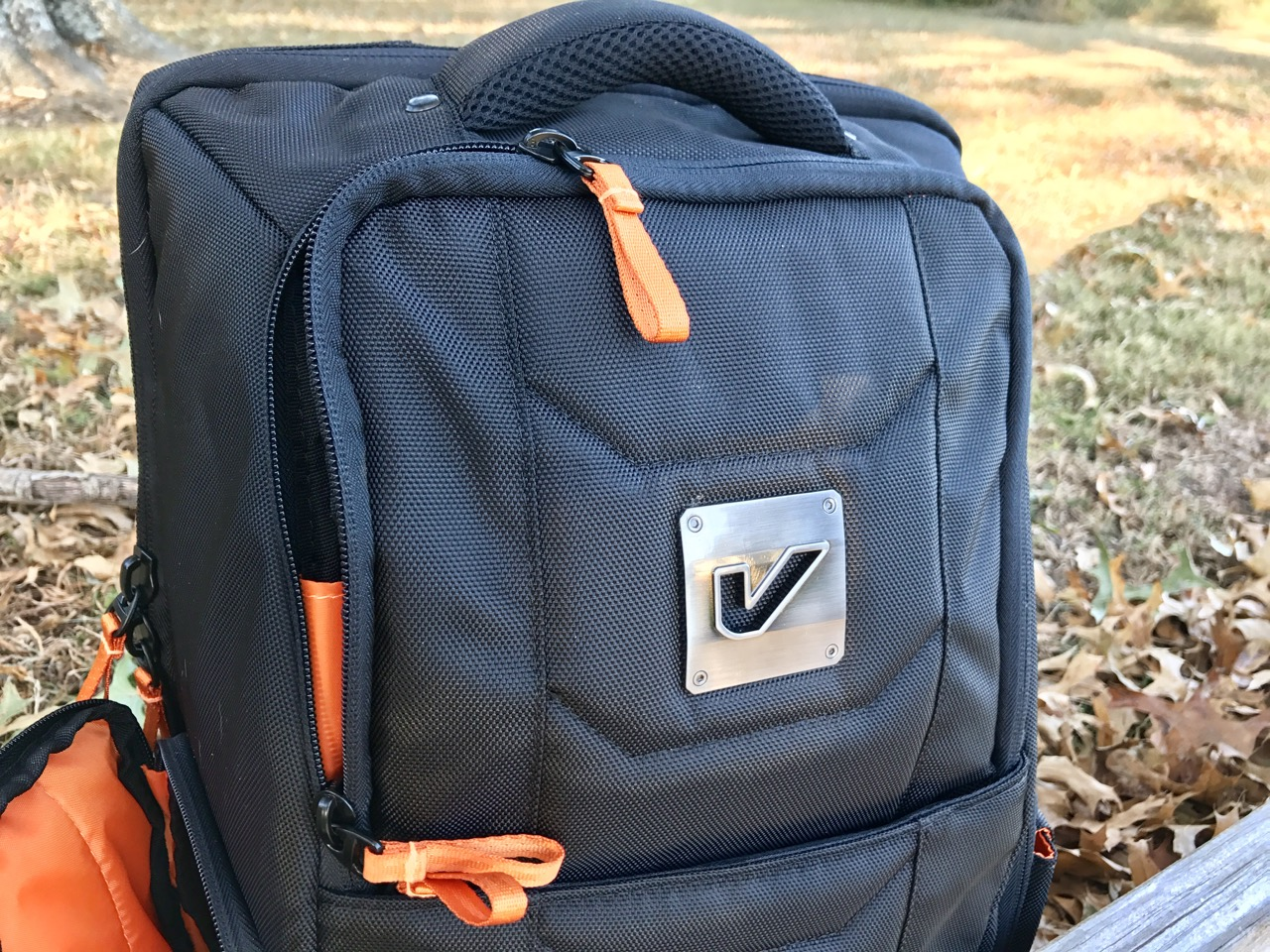 Backpack Review: The GRUV GEAR Club Bag 5
