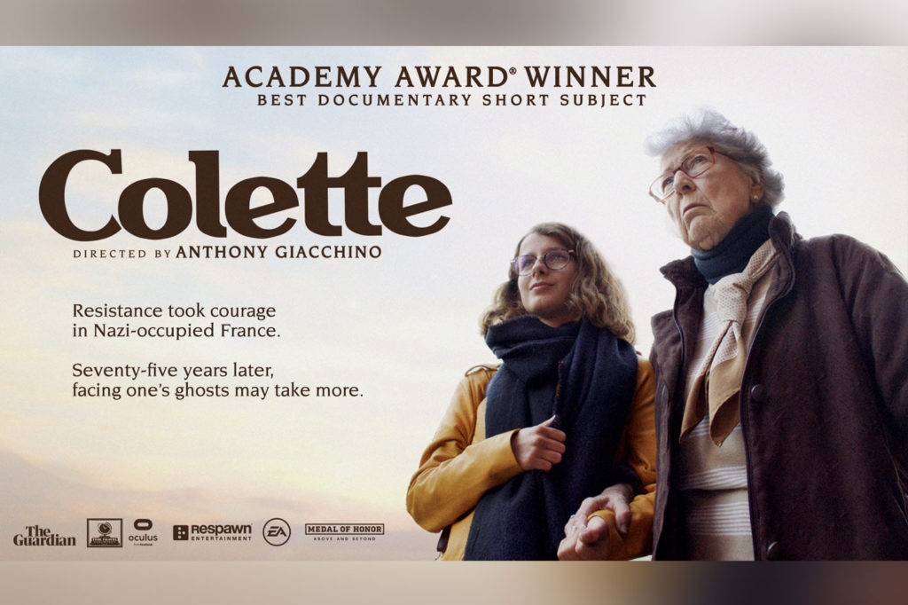 Colette: how a video game company won an Oscar