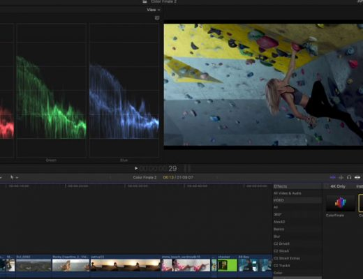 Color Finale 2 for FCPX: forget external color grading tools