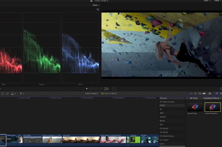 Color Finale 2 for FCPX: it is time to forget external color grading tools