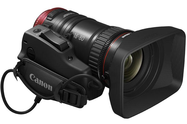 Canon COMPACT-SERVO 18-80mm