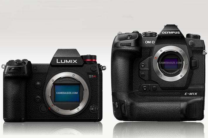 New Olympus MFT costs $500 more than full frame Panasonic Lumix DC-S1
