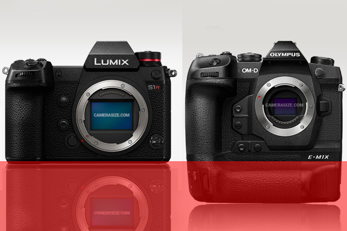 New Olympus MFT costs $500 more than full frame Panasonic Lumix DC-S1
