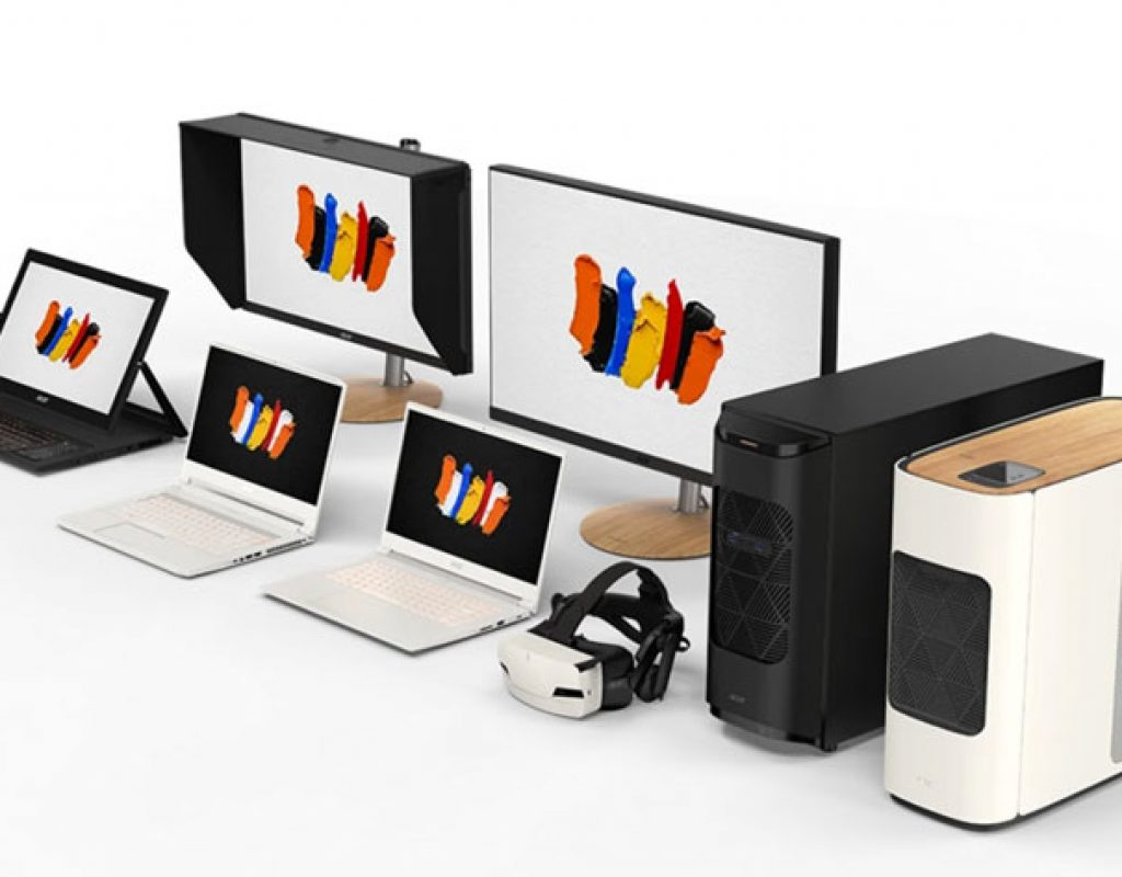 cer ConceptD, a whole family of products designed for content creators