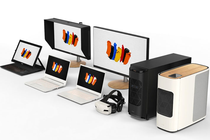 Acer ConceptD, a whole family of products designed for content creators by Jose Antunes