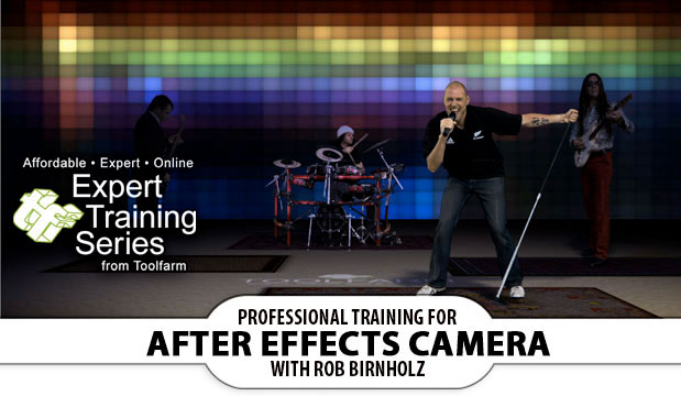Review: After Effects Camera Training 16