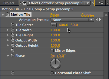 After Effects Tips 5: Going for a Scroll 28