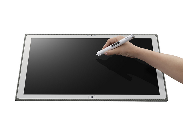 Panasonic Announces High-Performance 20-Inch Toughpad 4K Tablet 4