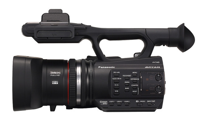 Panasonic Introduces AG-AC90A AVCCAM HD Handheld Camcorder With