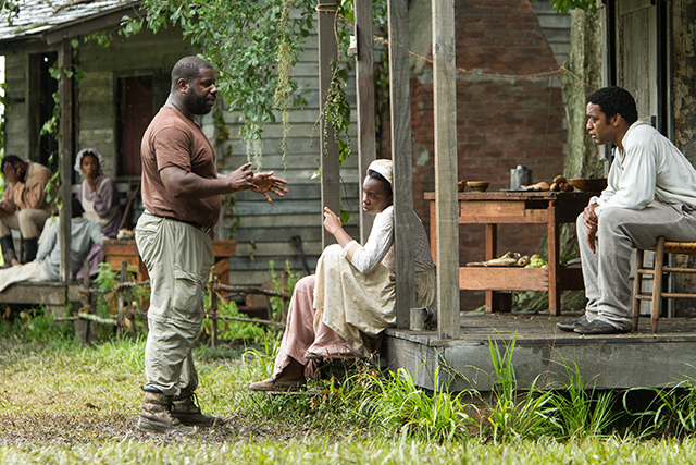 "The Art of the Cut: ""12 Years a Slave"" Editor, Joe Walker 29"
