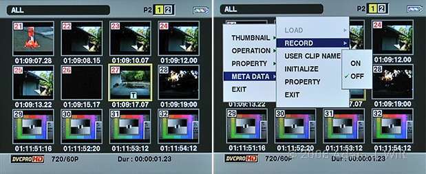 """Review: Panasonic AG-HPX170P 1/3"""", 3CCD P2 Camcorder 76"""