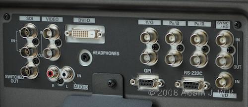 "Review: Panasonic BT-LH1760 17"" LCD Monitor 34"
