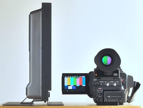 "Review: Panasonic BT-LH1760 17"" LCD Monitor 35"