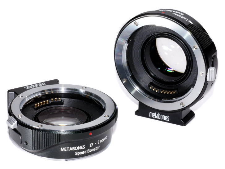 Metabones® and Caldwell Photographic jointly announce a revolutionary accessory called Speed Booster 3