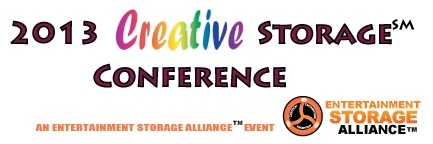 Active Archive Alliance is a Platinum Sponsor of the 2013 Creative Storage Conference 3