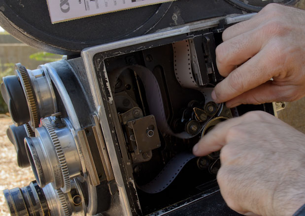 CAMERAS: Reloading a 90-Year-Old Film Camera 41