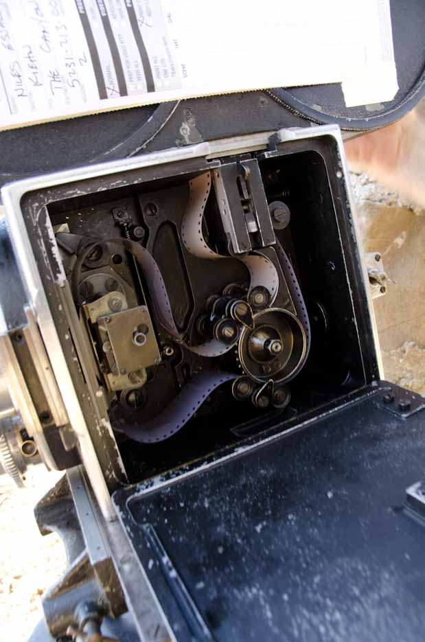 CAMERAS: Reloading a 90-Year-Old Film Camera 42