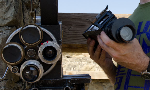 CAMERAS: Reloading a 90-Year-Old Film Camera 34