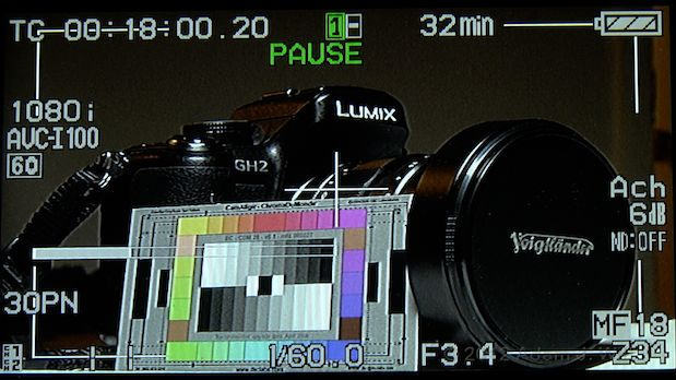 """Review: Panasonic AG-AC160 and AG-HPX250 1/3"""" 3-MOS camcorders 123"""