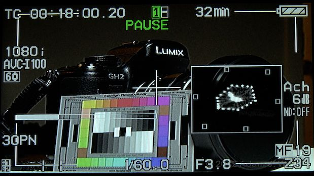 """Review: Panasonic AG-AC160 and AG-HPX250 1/3"""" 3-MOS camcorders 130"""