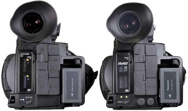 "Review: Panasonic AG-AC160 and AG-HPX250 1/3"" 3-MOS camcorders 118"