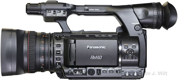 "Review: Panasonic AG-AC160 and AG-HPX250 1/3"" 3-MOS camcorders 106"