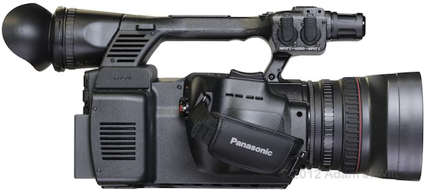 "Review: Panasonic AG-AC160 and AG-HPX250 1/3"" 3-MOS camcorders 116"