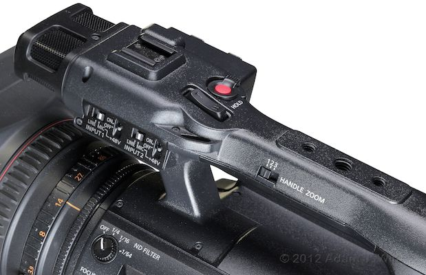 """Review: Panasonic AG-AC160 and AG-HPX250 1/3"""" 3-MOS camcorders 113"""