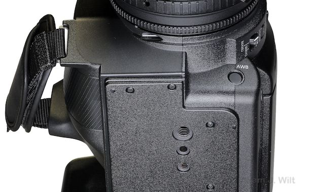 """Review: Panasonic AG-AC160 and AG-HPX250 1/3"""" 3-MOS camcorders 108"""