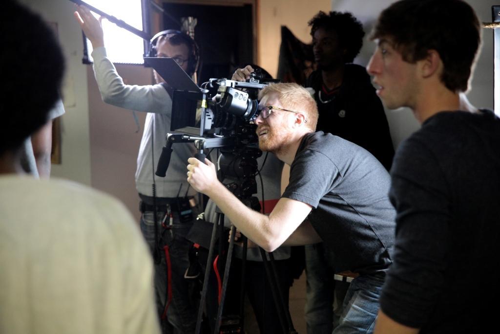 2013 Sundance Institute Directors Lab:  June 1, 2013 – June 11, 2013 12