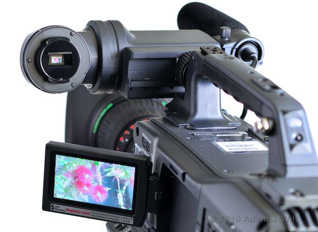 Panasonic AG-HPX370