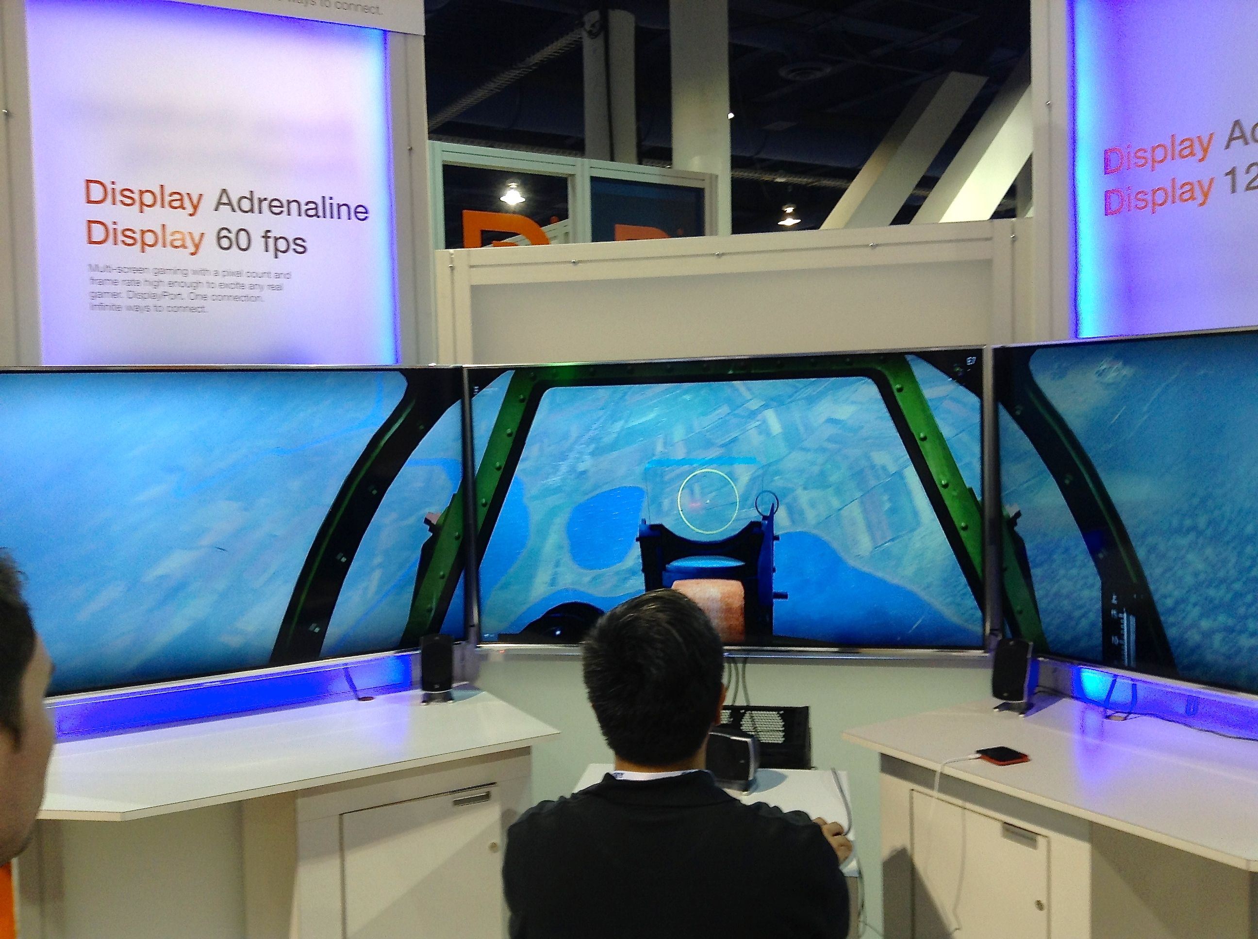 The Sights and Sounds of CES 2014 77