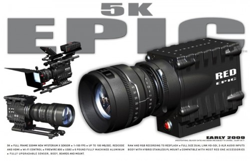 RED Epic Announced 6