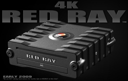 RED Ray Introduced 2