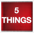 5 Questions About 5 Things 7
