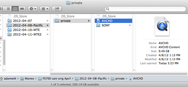 An[other] OS X 10.6 to 10.8 Survival Guide for Editors 53