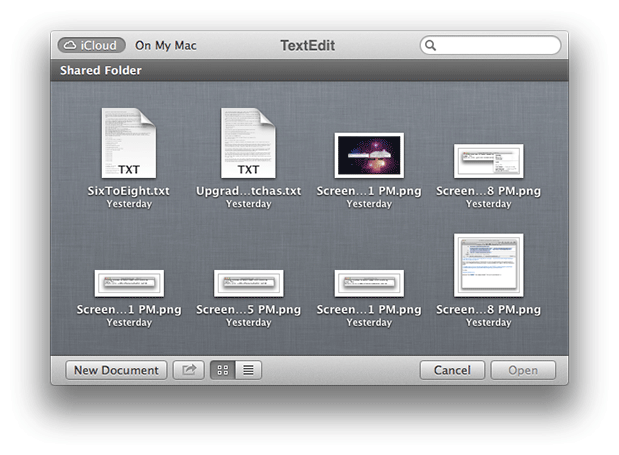 An[other] OS X 10.6 to 10.8 Survival Guide for Editors 56