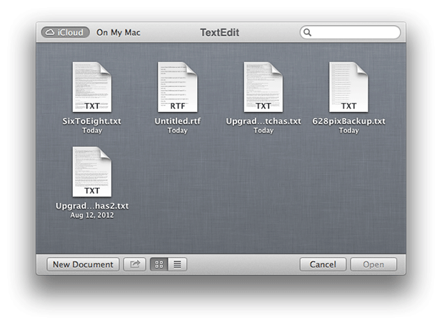 An[other] OS X 10.6 to 10.8 Survival Guide for Editors 61