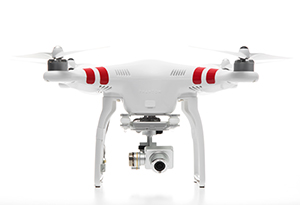 DJI Takes Aerial Filmmaking to New Heights with Phantom 2 Vision+ 4