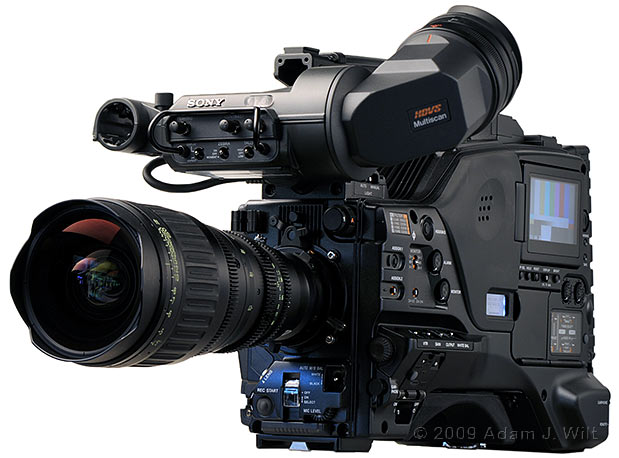Review: Sony HDW-650F HDCAM Camcorder 43