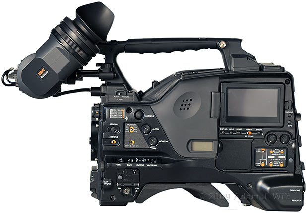 Review: Sony HDW-650F HDCAM Camcorder 45