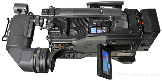 Review: Sony HDW-650F HDCAM Camcorder 52