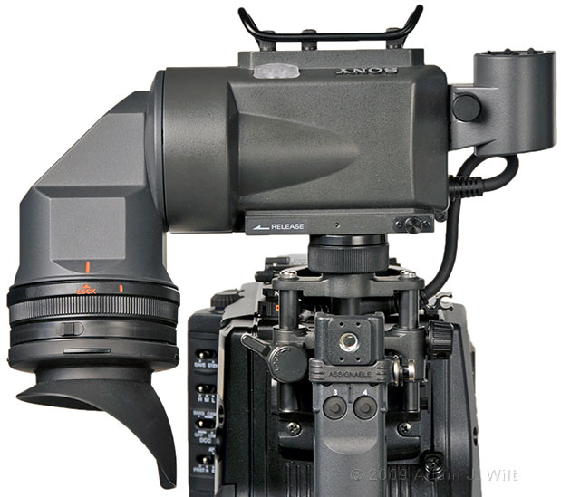 Review: Sony HDW-650F HDCAM Camcorder 51