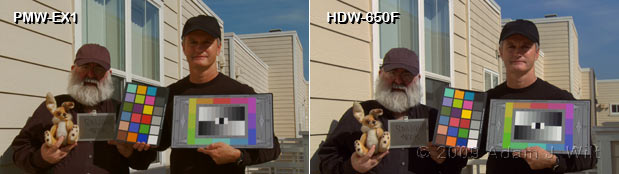 Review: Sony HDW-650F HDCAM Camcorder 57