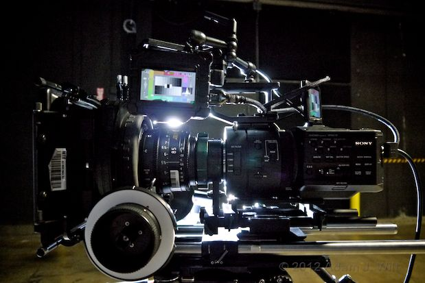 Testing the NEX-FS700 at Meets The Eye 28