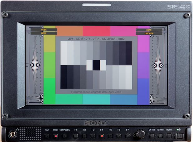 Quick Look: Sony PVM-740 OLED Display 51