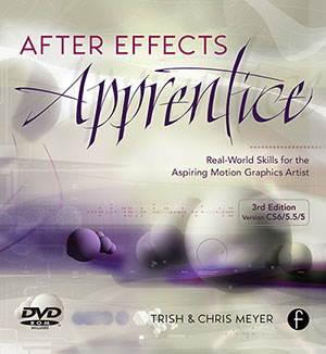 What's new in After Effects Apprentice, 3rd Edition 22