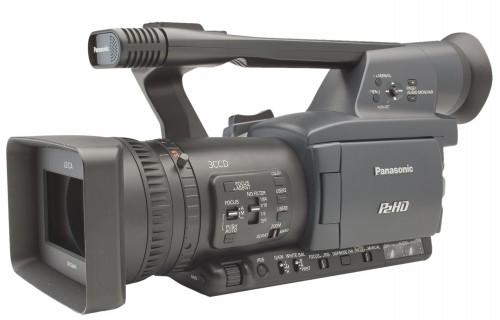 Panasonic Intros AG-HPX 170 6