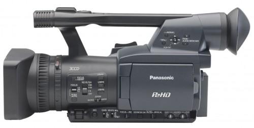 Panasonic Intros AG-HPX 170 7